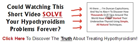 Hypothyroidism Natural Treatment Revealed!